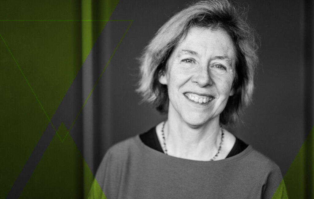Fiona Watt appointed as new EMBO Director